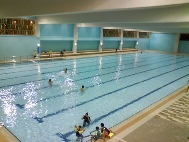 Seng Kang Swimming Complex Indoor Pool Swimming Lessons