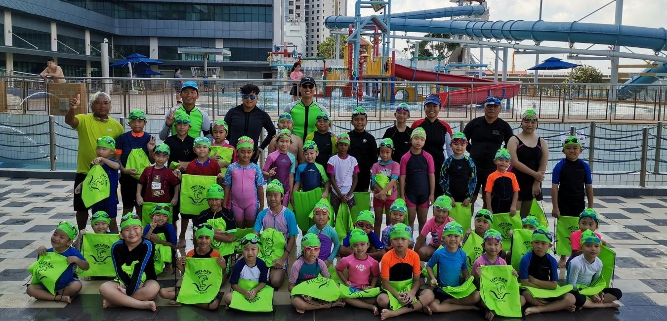 Swimming Lessons Singapore - Isplash Swim School